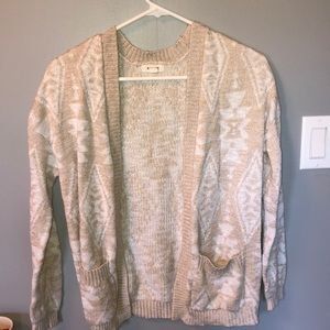 3/$30 Garage cardigan